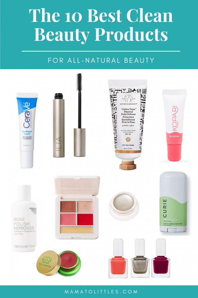 The Best Clean Beauty Products