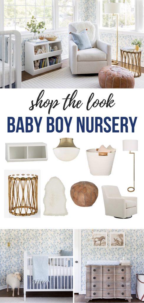 baby boy nursery decor ideas